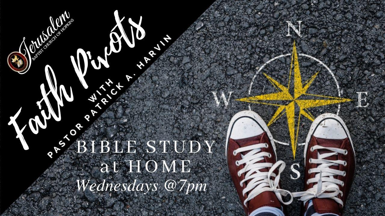 Faith Pivots Bible Study Series
