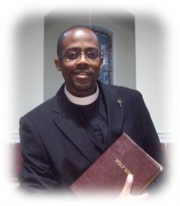 Pastor Patrick A. Harvin
